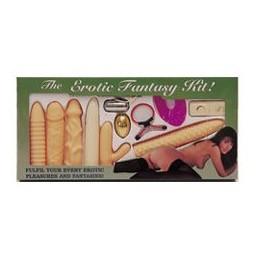 Erotic Fantasy sextoy Kit